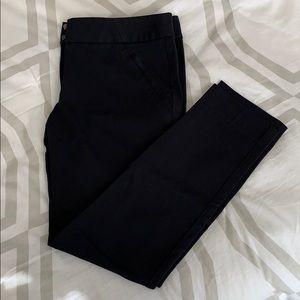 NWOT. Petite Black Marissa Skinny Ankle Pants